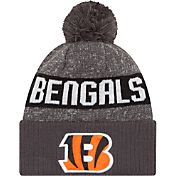 New Era Men's Cincinnati Bengals Sport Grey Knit Beanie
