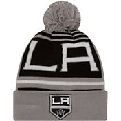 New Era Men's Los Angeles Kings Logo Whiz Knit Hat