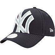 New Era Women's New York Yankees 9Forty Glitter Glam Adjustable Hat