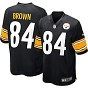Nike Boys' Home Game Jersey Pittsburgh Steelers Antonio Brown #84