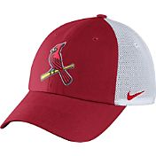 Nike Men's St. Louis Cardinals Dri-FIT Red/White Heritage 86 Adjustable Hat