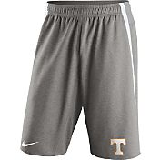 Nike Men's Tennessee Volunteers Gray Champ Drive Untouchable Shorts
