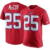 Nike Men's Buffalo Bills LeSean McCoy #25 Pride Red T-Shirt