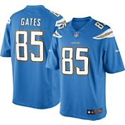 Nike Men's Alternate Limited Jersey Los Angeles Chargers Antonio Gates #85