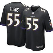 Nike Men's Alternate Game Jersey Baltimore Ravens Terrell Suggs #55