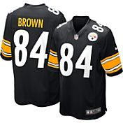 Nike Men's Home Game Jersey Pittsburgh Steelers Antonio Brown #84