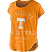 Nike Women's Tennessee Volunteers Tennessee Orange Gameday Signal Tri-Blend T-Shirt