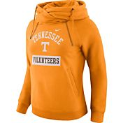 Nike Women's Tennessee Volunteers Tennessee Orange Tailgate Funnel Hoodie