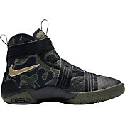 Nike Kids' Preschool Zoom LeBron Soldier X Basketball Shoes