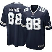 Nike Youth Away Game Jersey Dallas Cowboys Dez Bryant #88