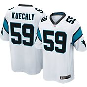 Nike Youth Away Game Jersey Carolina Panthers Luke Kuechly #59