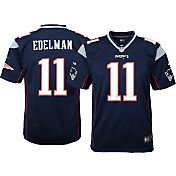 Nike Youth Home Game Jersey New England Patriots Julian Edelman #11