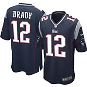 Nike Youth Home Game Jersey New England Patriots Tom Brady #12