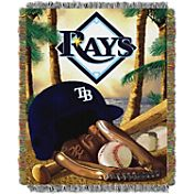 Northwest Tampa Bay Rays Home Field Advantage Blanket