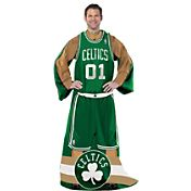 Northwest Boston Celtics Uniform Full Body Comfy Throw