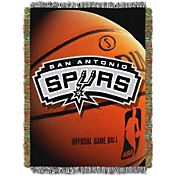 Northwest San Antonio Spurs Photo Real Throw Blanket
