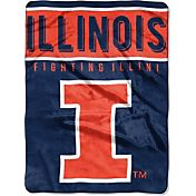 Northwest Illinois Fighting Illini 60' x 80' Blanket