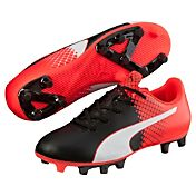 PUMA Kids' evoSPEED 5.5 FG Soccer Cleats