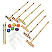 Quest Rec Level Croquet Set