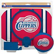Rawlings Los Angeles Clippers Softee Hoop Set