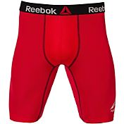 Reebok Men's Performance Nylon 9'' Boxer Briefs
