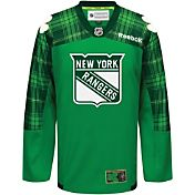 Reebok Men's New York Rangers St. Patrick's Day Jersey