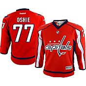 Reebok Youth Washington Capitals T.J. Oshie #77 Replica Home Jersey