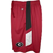 Champion Men's Georgia Bulldogs Red Elite Performance Shorts