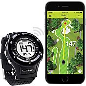 SkyCaddie LinxVue Golf GPS Watch