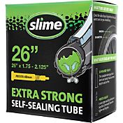"Slime Smart Tube Self-Healing Presta Valve 26"" Bike Tube"