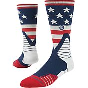 Stance Men's B. Ross Basketball Crew Socks