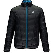 Spyder Men's Geared Synthetic Down Jacket