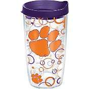Tervis Clemson Tigers Bubble Up 16oz Tumbler
