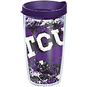 Tervis TCU Horned Frogs Splatter 16oz Tumbler