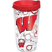 Tervis Wisconsin Badgers Bubble Up 16oz Tumbler