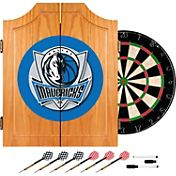Trademark Games Dallas Mavericks Dart Cabinet