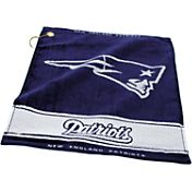 Team Golf New England Patriots Woven Towel