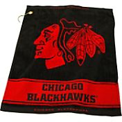 Team Golf Chicago Blackhawks Woven Towel
