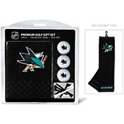 Team Golf San Jose Sharks Embroidered Towel Gift Set