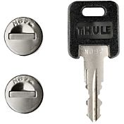Thule Lock Cylinders - 8 Pack