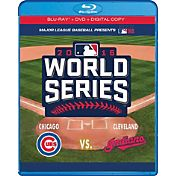 2016 World Series Champions Chicago Cubs Blu-ray and DVD Combo