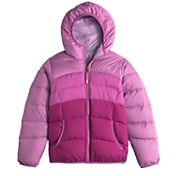 The North Face Girls' Reversible Moondoggy Insulated Jacket