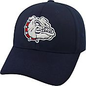 Top of the World Men's Gonzaga Bulldogs Blue Premium Collection M-Fit Hat