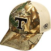 Top of the World Men's Tennessee Volunteers Camo Prey Hat