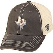 Top of the World Men's Texas A&M Aggies Grey/White United Adjustable Snapback Hat