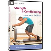 STOTT PILATES Strength and Conditioning DVD