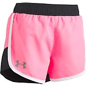 Under Armour Little Girls' Fast Lane Shorts