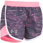 Under Armour Little Girls' Mojave Fast Lane Shorts