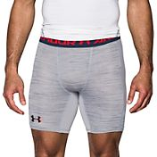 Under Armour Men's HeatGear Podium Compression Shorts