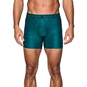 Under Armour Men's Original 6'' Printed Boxerjock Boxer Briefs